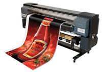 custom vinyl banner printer