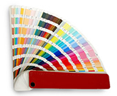 Acrylic Plastic Wall Sign Colors