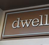 Dwelling 3D Lettering