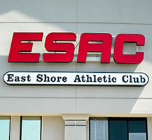 ESAC 3D Lettering