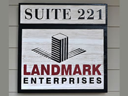 Example of a Commercial Sign