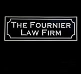 Fournier Law Firm Dura-Wood Sign