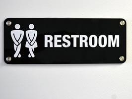 Browse indoor door signs