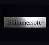 Shimmersoft Indoor Door Sign