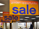 Browse indoor hanging signs