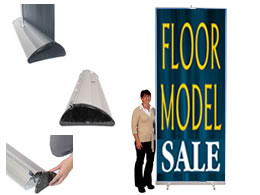 Example of Retractable Banner Stand