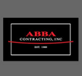 Contractor Business Card Example