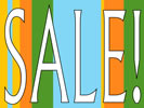 PVC sale sign template example
