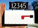 Browse mailbox residential plaques