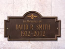 Browse memorial residential plaques