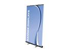 Browse retractable banner stands for custom vinyl banners