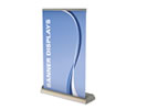 Browse retractable banner stands for trade shows
