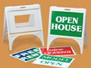 Browse Quik A Frame sidewalk signs