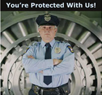 Security is our #1 priority when we are processing your real estate banner order online. We utilize the latest in encryption technology and locked-down, firewalled internet servers