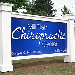 Lighted Sign Face Replacement Example 1