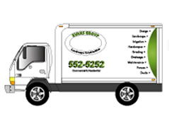 Vehicle Graphic: Box Truck