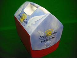 Example of Indoor Promotional Product