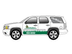 Vehicle Graphic: SUV