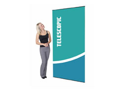 Example of Traditional Banner Stand