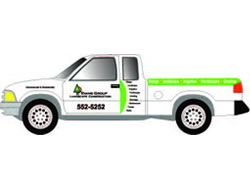 Vehicle Graphic: Truck