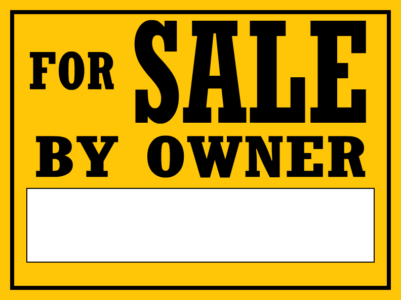 Browse for sale yard sign templates