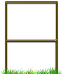Quantity Package Savings for Slide-In Real Estate Sign Frames Without Riders.