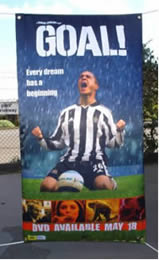 Give your Vinyl Banner the attention it deserves with eye-catching full color