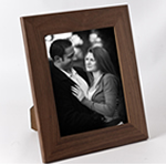 Engraved Walnut Picture Frame 5