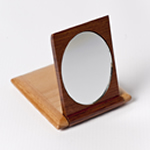 Engraved Combo Compact Mirror