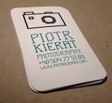 Piotr Kierat Business Cards