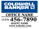 Browse real estate commercial signs templates