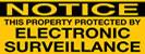 Browse surveillance indoor sign templates