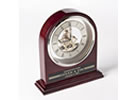 Browse engraved clocks