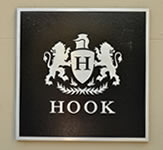 Hook HDU Sign
