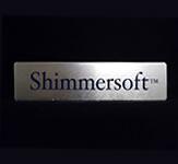 Shimmersoft Indoor Door Sign