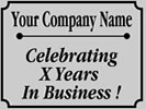 Browse business indoor wall sign templates