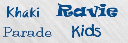 Kidsy Typeface