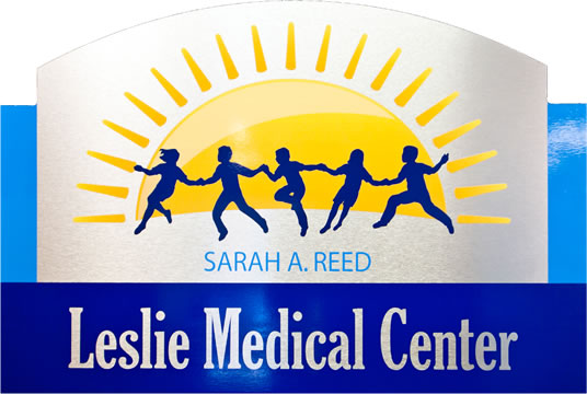 Leslie Medical Center Custom Sign