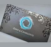 Custom business card example