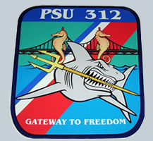 PSU 312 Magnetic Sign