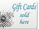 PVC gift card sign template example