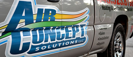 Example of vehicle graphics