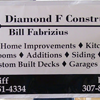 Example of a Vinyl Banner used to present Company Logo and Contact Info at a Construction Site