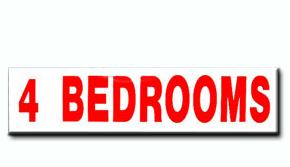 4 Bedrooms Insert - 6