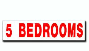 5 Bedrooms Insert - 6