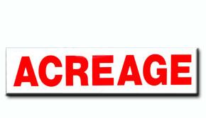 Acreage Insert - 6