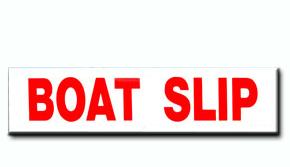 Boat Slip Insert