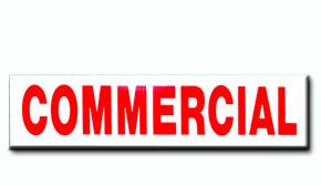 Commercial Insert