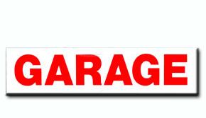 Garage Insert