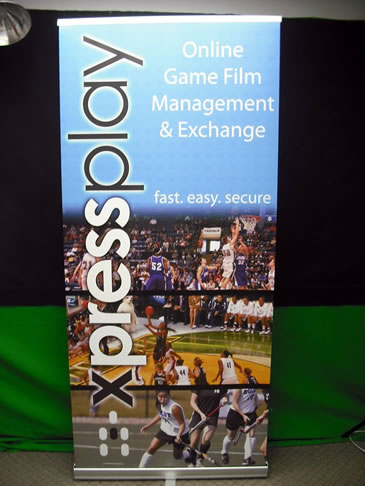 Custom Banner - Indoor Vinyl Banner